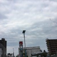 Photo taken at Kurashiki City by しらきち @. on 5/16/2017