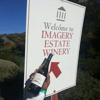 Photo taken at Imagery Estate Winery by Troy P. on 11/25/2012
