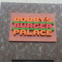 Photo taken at Bobby's Burger Palace by Troy P. on 10/22/2013