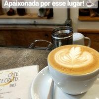 Foto diambil di Café Secreto oleh Bruna F. pada 10/14/2017