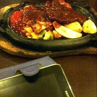 Photo taken at Obonk Steak & Ribs by rizki o. on 1/30/2014