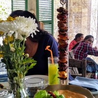 Photo taken at Olive Bistro by Ankana D. on 3/5/2018