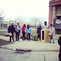 Photo taken at Running Rebels Community Organization by Natasha C. on 4/13/2013