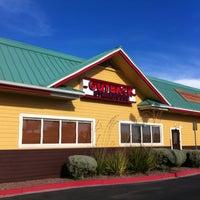 Photo taken at Outback Steakhouse by Jennifer S. on 6/26/2013
