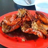Photo taken at Dandito Seafood   Restaurant by Bagus P. on 11/2/2013