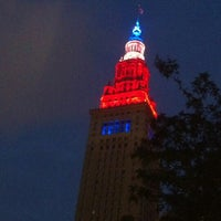 Photo taken at Public Square by Mike B. on 7/2/2013