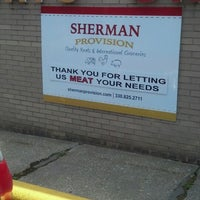 Photo taken at Sherman Provision by Mike B. on 5/23/2013