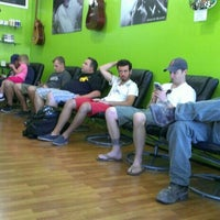 Photo taken at Razors Barbershop & Shave by Raul M. on 6/5/2013