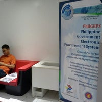 Photo taken at Philippine Government Electronic Procurement System (PhilGEPS) by elbert d. on 7/19/2013