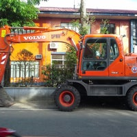 Photo taken at dpwh 1st district of quezon by elbert d. on 8/7/2013