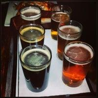Photo taken at Barren Hill Tavern & Brewery by Lauren W. on 1/1/2014