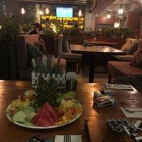 5/2/2018 tarihinde Tolga A.ziyaretçi tarafından Gaja Garden Cafe & Hookah/Lounge'de çekilen fotoğraf