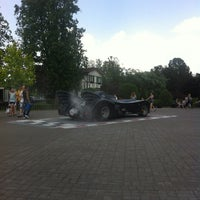 Photo taken at Автодром «Бэтмэн» by Anna S. on 6/6/2014
