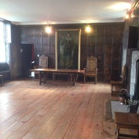 Photo taken at Sutton House by ELJA K. on 2/9/2014