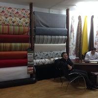 Photo taken at Gökay Tekstil by Sezai G. on 11/6/2013