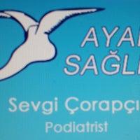 11/2/2013 tarihinde Sevgi Corapci Ayak Sagligiziyaretçi tarafından Sevgi Corapci Ayak Sagligi'de çekilen fotoğraf