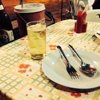 Photo taken at ร้านอาหารสมาคมชาวสุรินทร์ by Kittisak S. on 10/25/2013