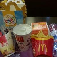 Photo taken at McDonald's by Feryal Y. on 5/28/2014