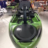 Photo taken at Angler's Pro Tackle and Outdoors by Rick W. on 11/9/2014