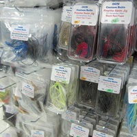 Photo taken at Angler's Pro Tackle and Outdoors by Rick W. on 5/31/2014