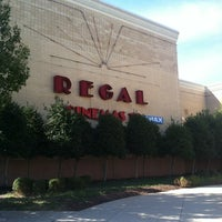 Photo taken at Regal Cinemas Arbor Place 18 & IMAX by courtney w. on 11/2/2012