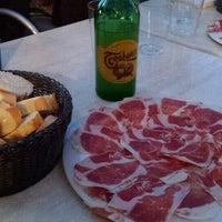 Photo taken at Restaurante Sidrería El Horreo by Antonio R. on 9/30/2015