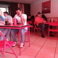 Photo taken at Tacos Barbacoa Prepa 5 by Lizbeth G. on 4/1/2017