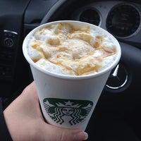 Photo taken at Starbucks by Kelly H. on 3/14/2014