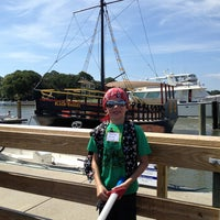 Photo taken at Pirates of Hilton Head by Scott D. on 7/11/2013