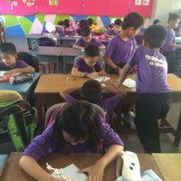 Photo taken at Sekolah Kebangsaan Serdang by Amy H. on 1/13/2016