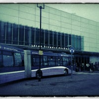 Photo taken at Luton Airport Parkway Railway Station (LTN) by Andy B. on 12/23/2012