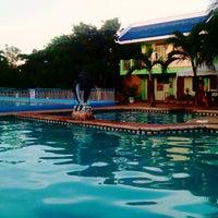Photo taken at Villa Asela by Mitch L. on 2/6/2014