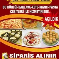 Photo taken at gül mutfağı by Akbaba Y. on 10/29/2013