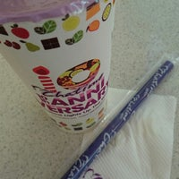 Photo taken at Chatime by Michaela L. on 2/8/2015