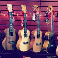 Photo taken at Hanalei Strings by Frank G. on 2/5/2014