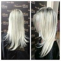 Photo taken at Vanessa Brito Studio Hair by Mariana R. on 12/31/2014