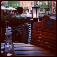 Photo taken at Kościerzyna Rynek by rhin g. on 5/21/2014