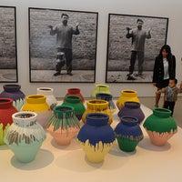 Photo taken at Pérez Art Museum Miami (PAMM) by Pérez Art Museum Miami (PAMM) on 12/8/2013