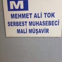 Photo taken at Mehmet ali Tok Muhasebe by Ibrhmtk on 5/1/2014