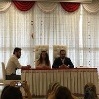 Photo taken at Kadirli Belediyesi Nikah Salonu by Ibrhmtk on 5/6/2016