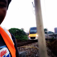 Photo taken at Simpang Batu TSL Ktmb by WM S. on 4/4/2015