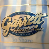 Photo taken at Garrett Popcorn Shops by Jeff M. on 5/19/2013