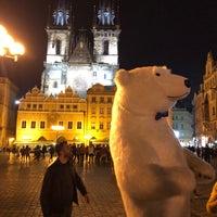 Photo taken at Praha 1 by Mesut K. on 4/19/2018