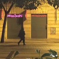 Foto tomada en Miss Sushi por Ruben P. el 12/29/2016