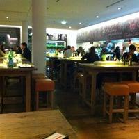 Photo taken at Vapiano by Richard B. on 12/23/2012