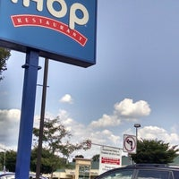 Photo taken at IHOP by Dave T. on 8/10/2014