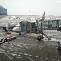 Photo taken at Gate 41 by Agata P. on 3/19/2013