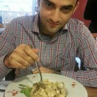 Photo taken at 2Z Kafe Restoran by Deniz D. on 1/3/2014