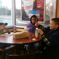 Photo taken at Dunkin' Donuts by Victoria E. on 12/28/2014