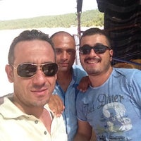 Photo taken at Kara Çadır Yörük Sofrası by Deray E. on 7/30/2014